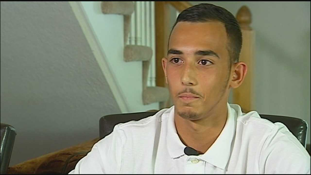 Last Friday's anniversary of the Sept. 11, 2001, terrorist attacks was a day to honor firefighters, police and others who lost their lives, but a Muslim student at Olathe East High School said some of his classmates spent the anniversary harassing him.