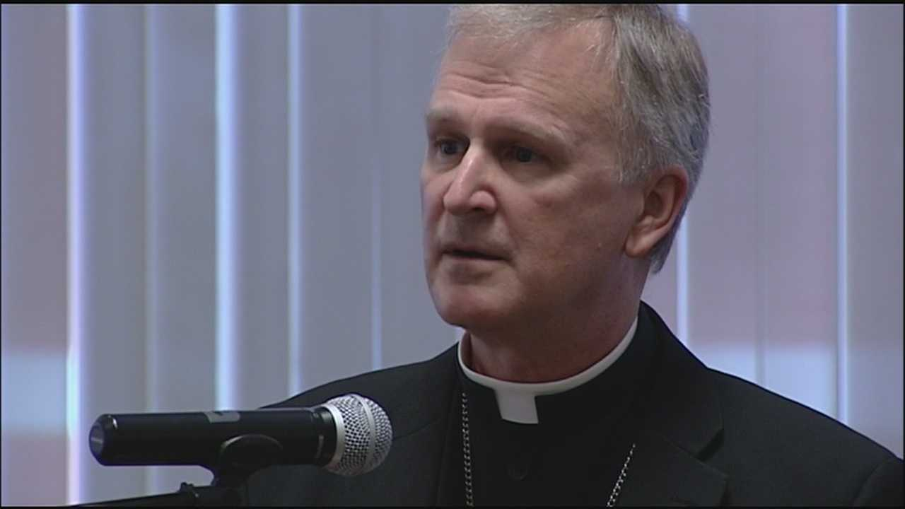 Pope Francis appoints a new bishop of the Kansas City-St. Joseph Diocese.