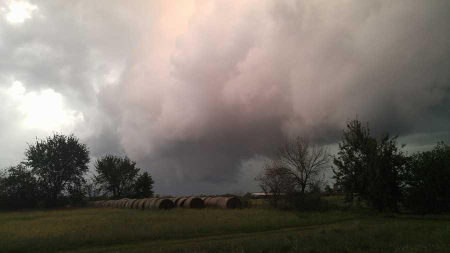 Freeman tornado from Angela Davis on Facebook