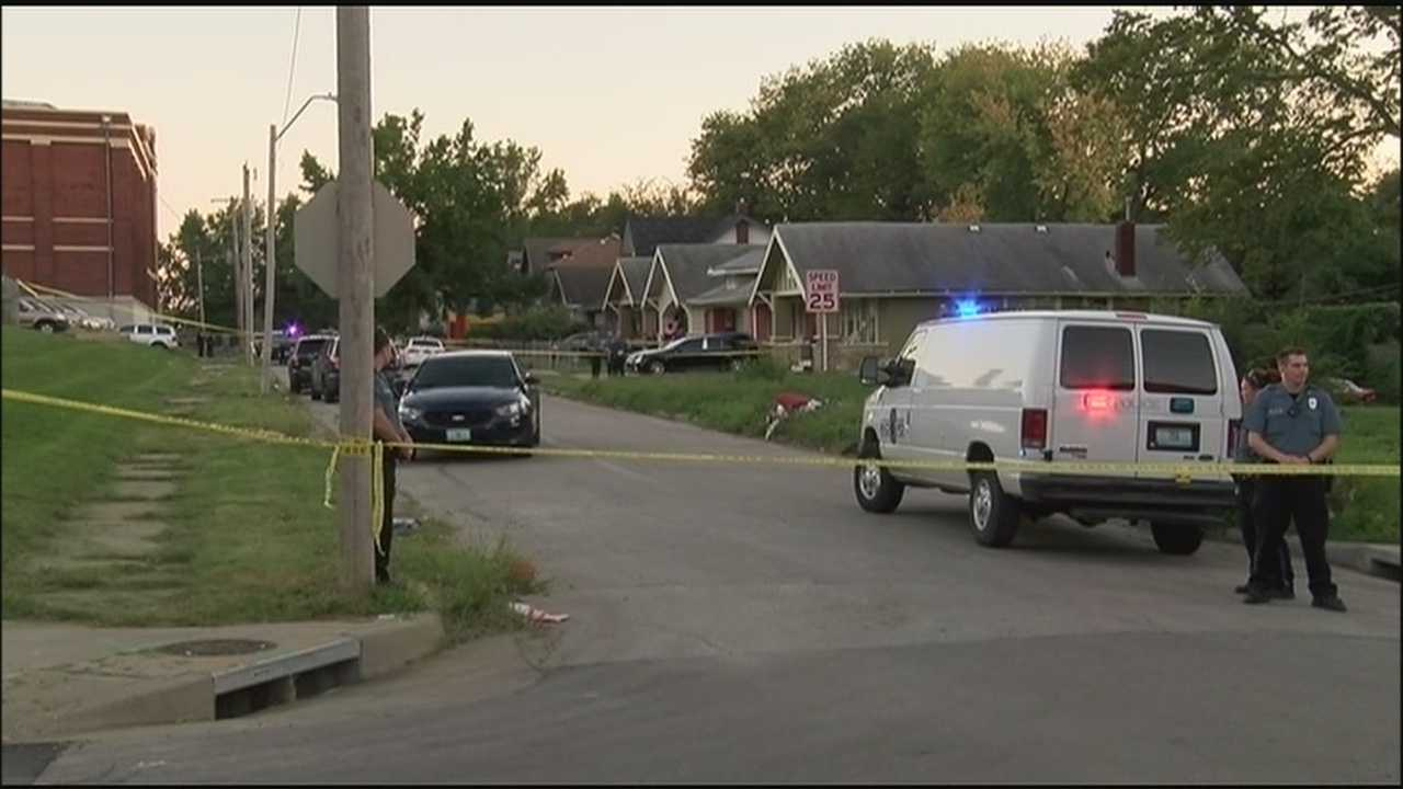 Shooting on Bellfountaine Avenue injures three people