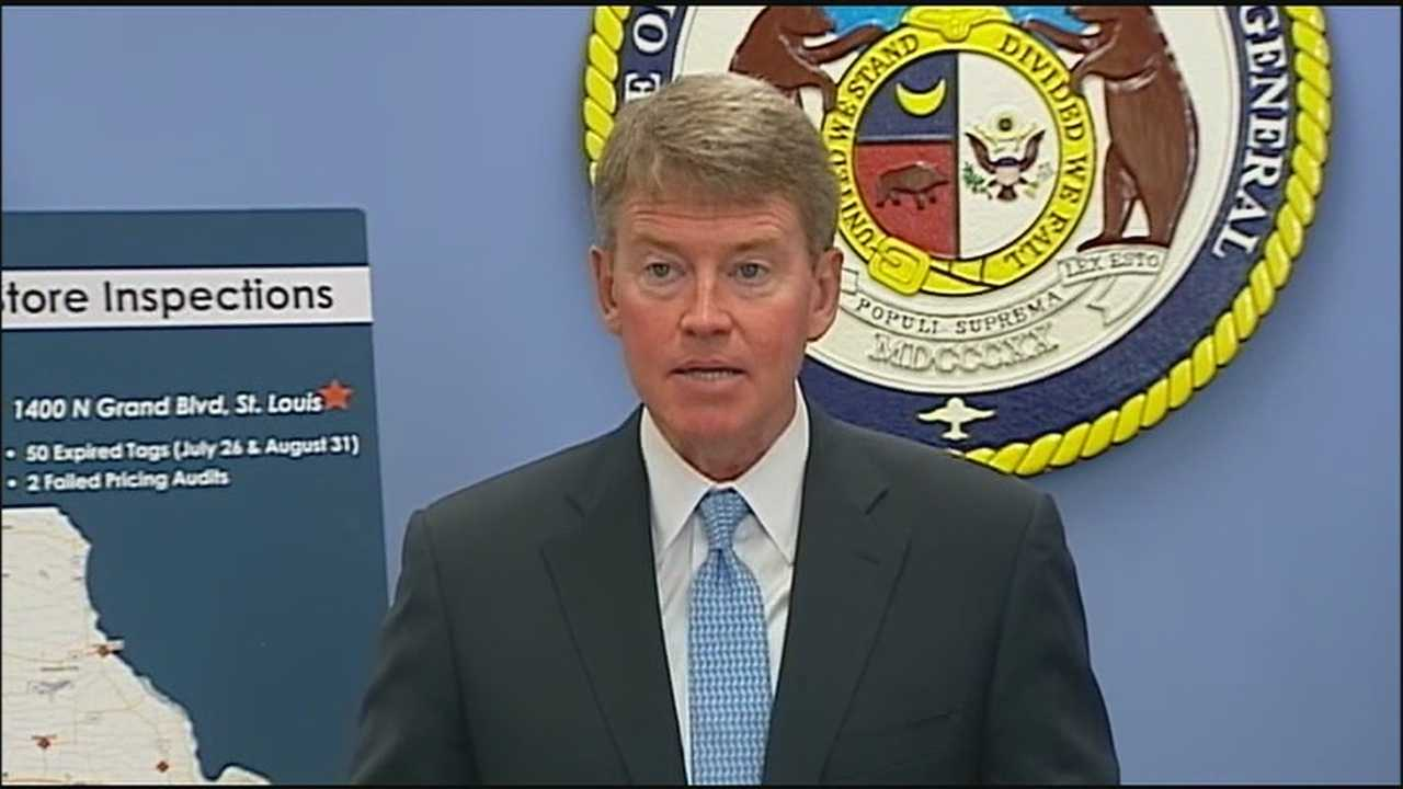 Missouri Attorney General Chris Koster said Walgreens continues to run what he calls a bait and switch operation in Kansas City.