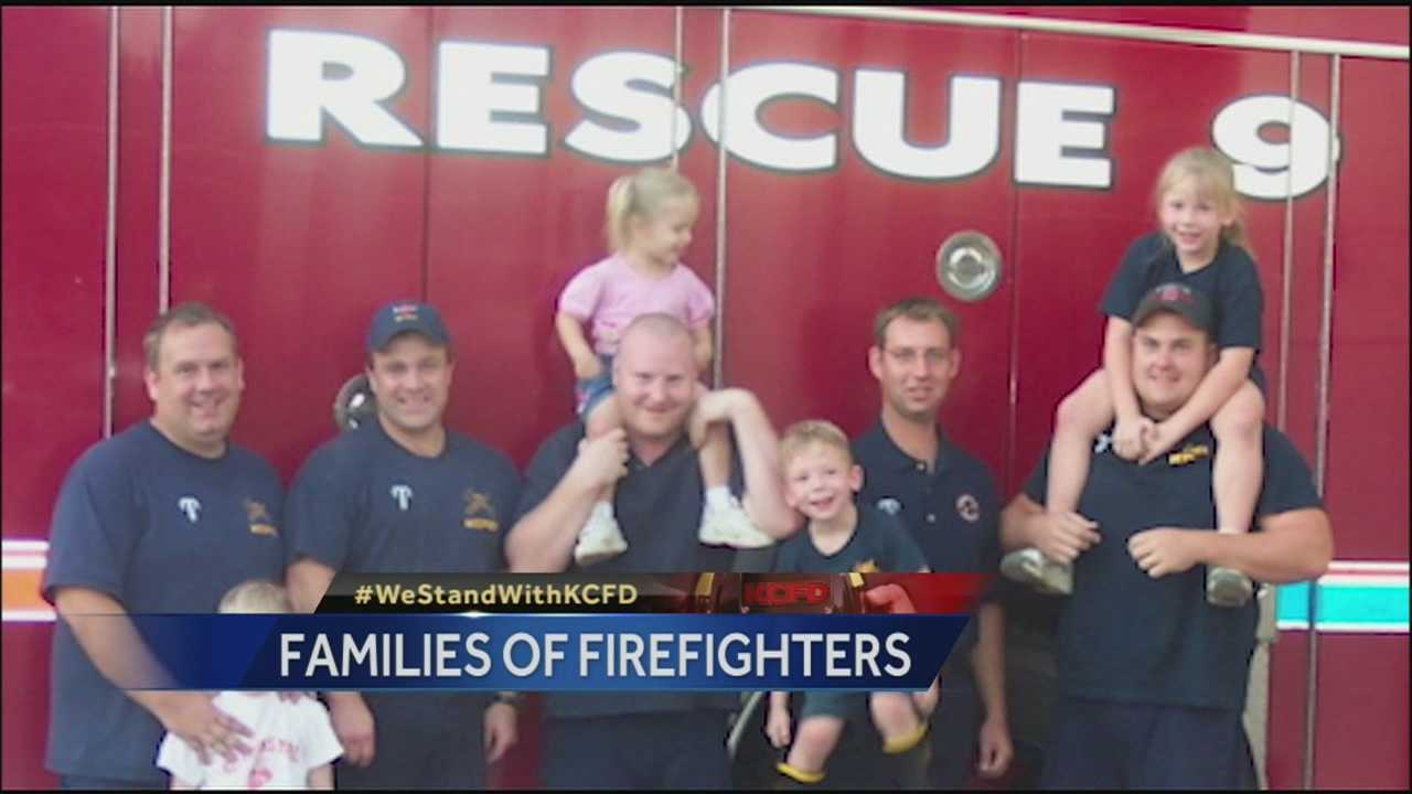 The recent deaths of two Kansas City firefighters has served as a reminder of the heartache that families of first responders endure for their public service.