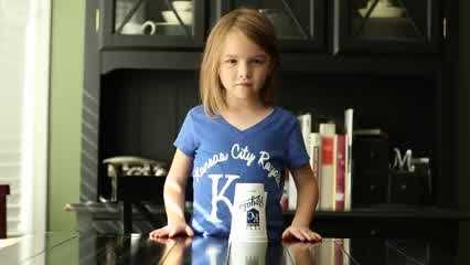 "Watch this cute clip of a 6-year-old Lawrence, Kansas girl parodying the ""cup song"" from ""Pitch Perfect"" for her favorite team, the Kansas City Royals."
