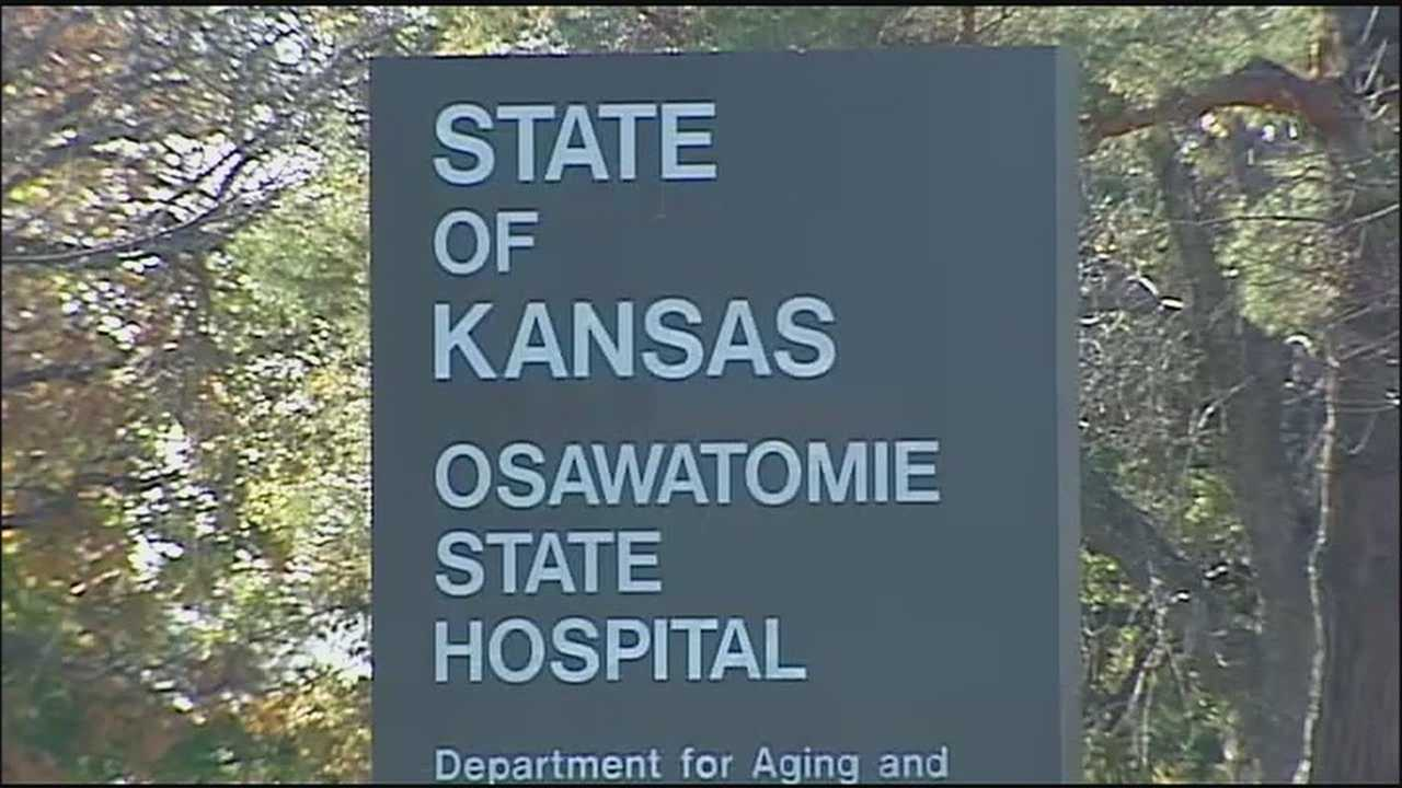 A patient at a Kansas state mental hospital in Osawatamie is expected to be charged Friday with attacking and sexually assaulting an employee on the job.