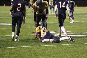 Chrisman fell short as Truman won 33-8.