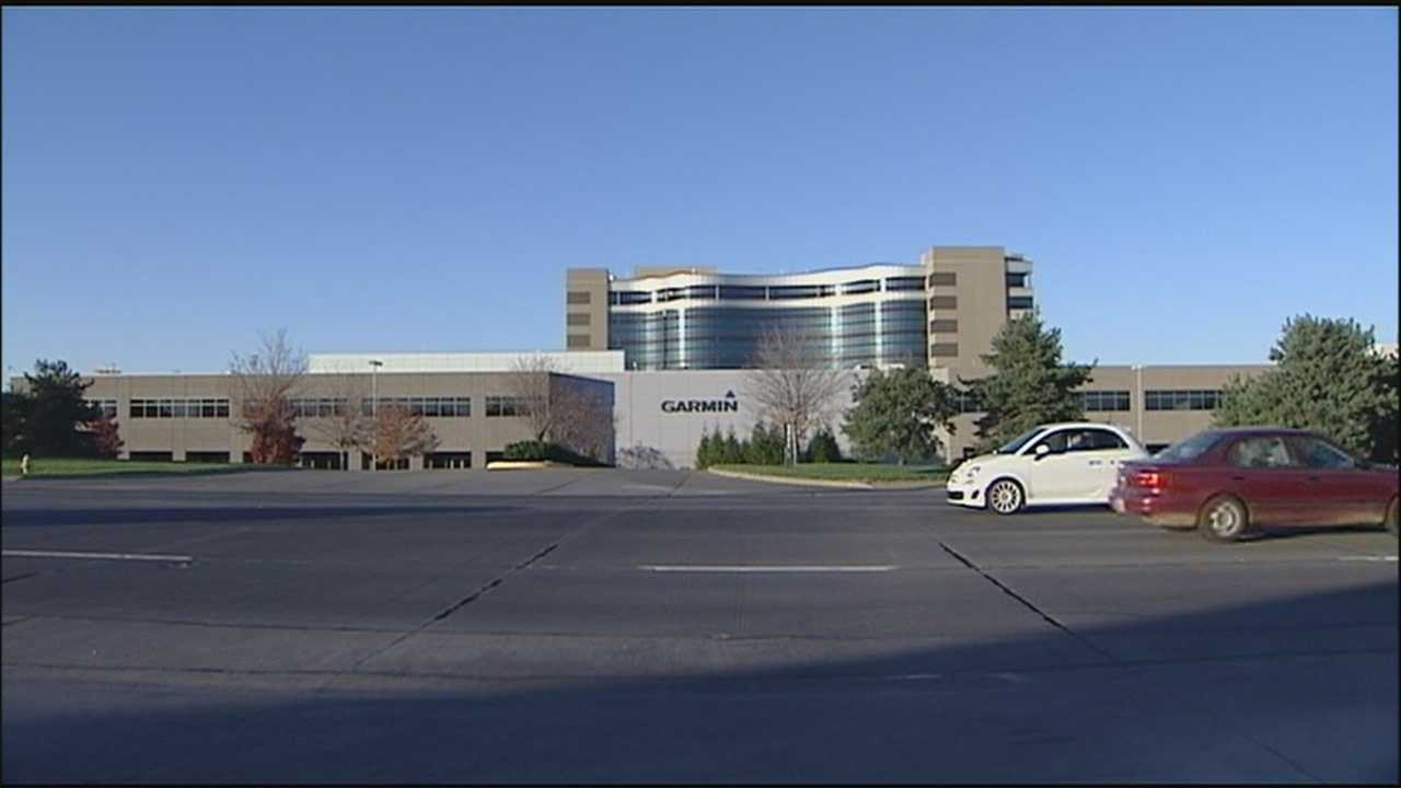 Garmin's plans to expand its world headquarters in Olathe has some people who live nearby upset.