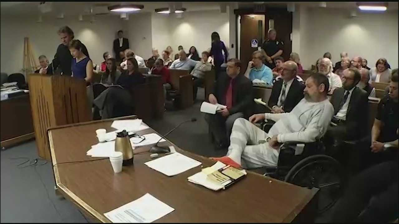 Loved ones of the three people killed in the 2014 shootings at the Jewish Community Center and Village Shalom spoke out against murderer Frazier Glenn Cross at his formal sentencing hearing Tuesday.
