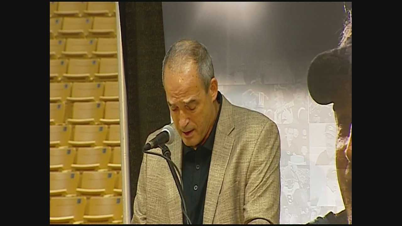 University of Missouri Football Head Coach Gary Pinkel talks about the most important thing he'll miss when he leaves at the end of the 2015 season: His players.