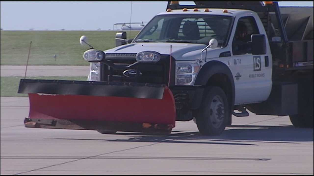 Lee's Summit, Missouri, is getting prepared for winter by helping get city employees learn to drive snow plows.