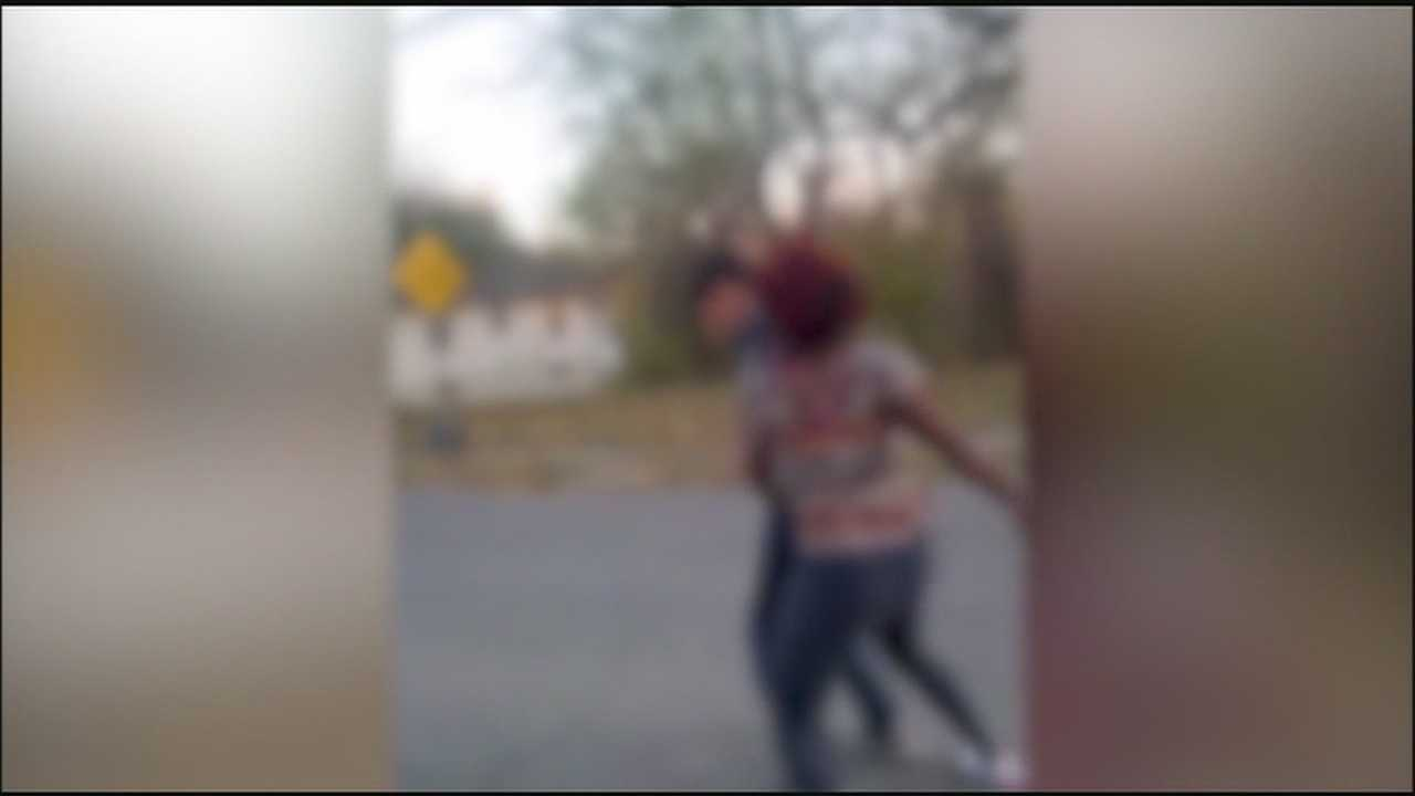 Police said one teenager is under arrest and another could be soon after a 14-year-old boy with Asperger's syndrome and his mother were attacked earlier this month in Kansas City, Kansas.