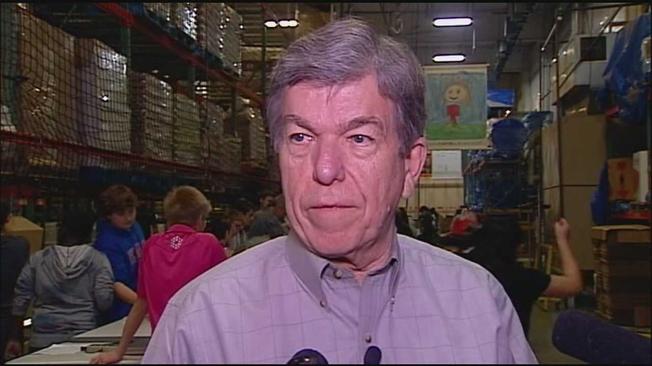 U.S. Sen. Roy Blunt is blasting the plan to allow 10,000 Syrian refugees into the United States, saying the federal government cannot possibly check them all out.