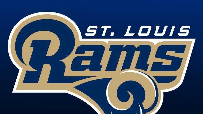 The St. Louis Rams defeat the Tennessee Titans 23-16 to win Super Bowl XXXIV played at Altanta's Georgia Dome.
