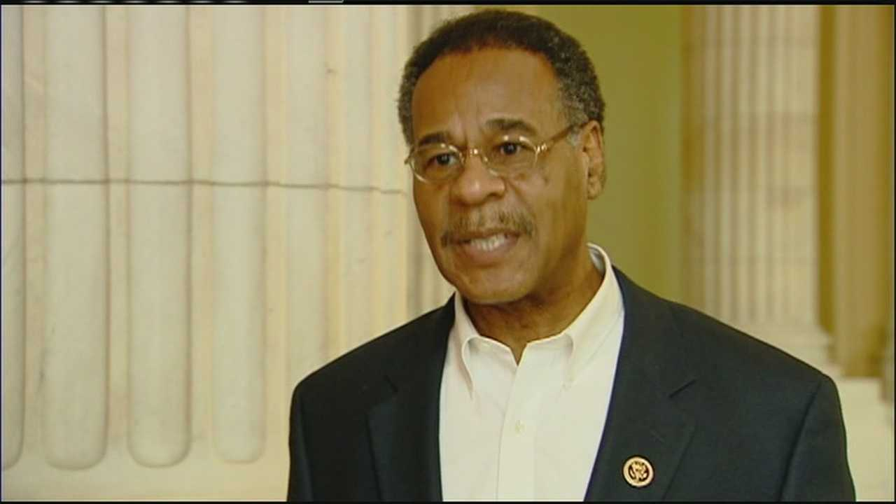Kansas City Democratic Congressman Emanuel Cleaver says political division on the issue of terrorism plays right into the hands of ISIS.