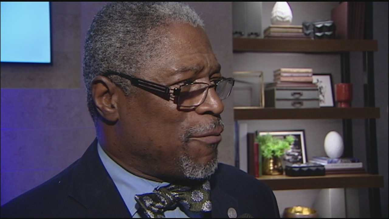 A day after Republican presidential candidate Donald Trump proposed stopping all Muslims from entering the country, Kansas City Mayor Sly James has some strong criticism for the idea.