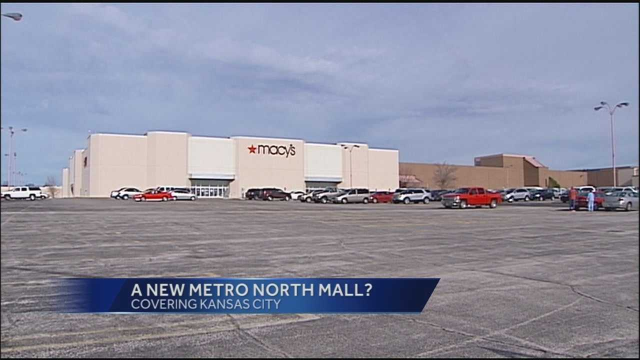 The old Metro North Mall, once one of the largest indoor shopping centers in Kansas City, is about to get a face lift.