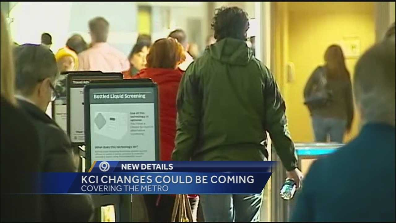 Changes may be coming to Kansas City International Airport, whether Kansas City residents like it or not.