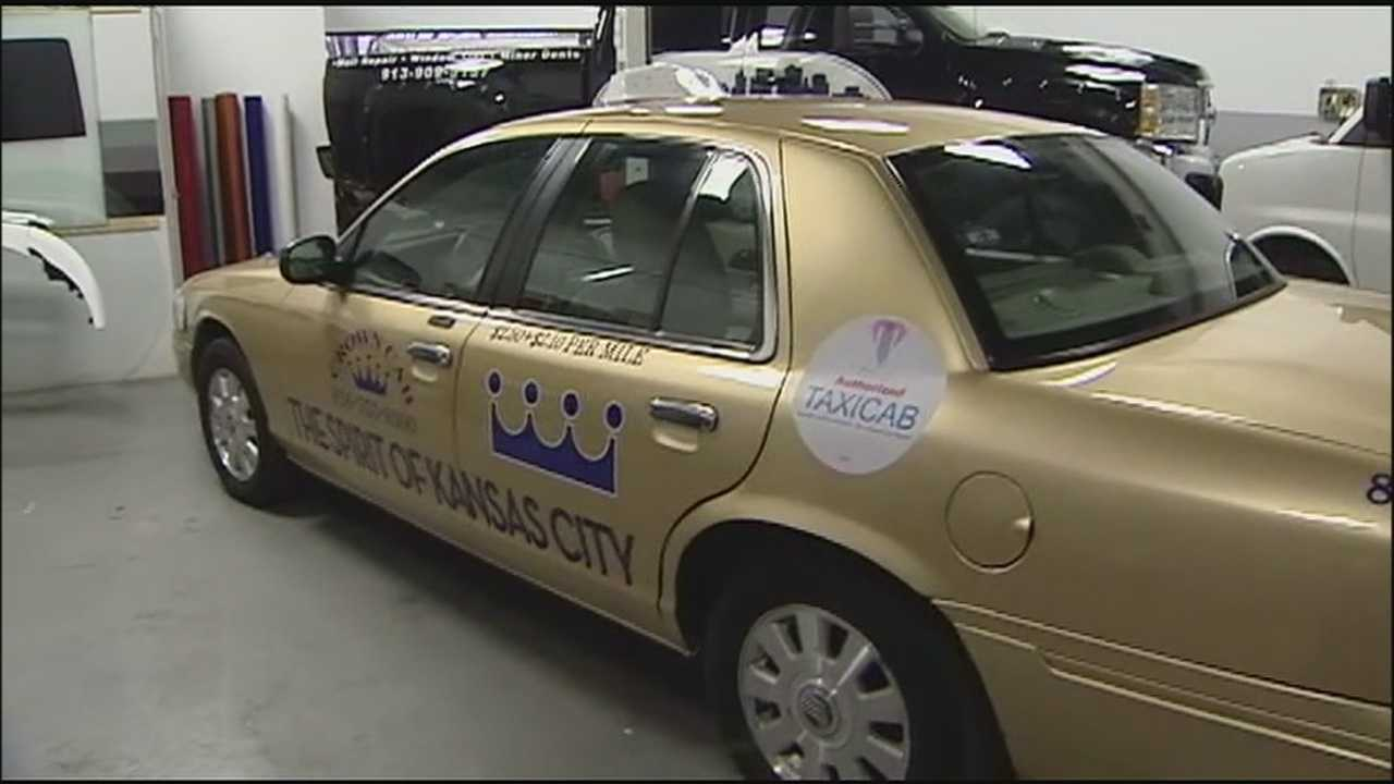 When a cab driver's taxi was damaged in the World Series parade last month, he thought he was out of luck. But a group of kind-hearted car lovers helped make everything right again -- for free.