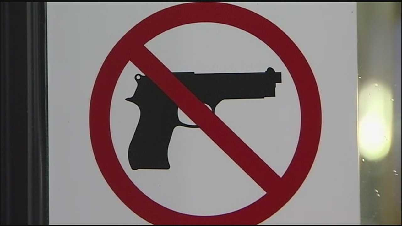 The Kansas Board of Regents took a major step toward preparing for a law that will allow firearms to be brought into college classrooms.