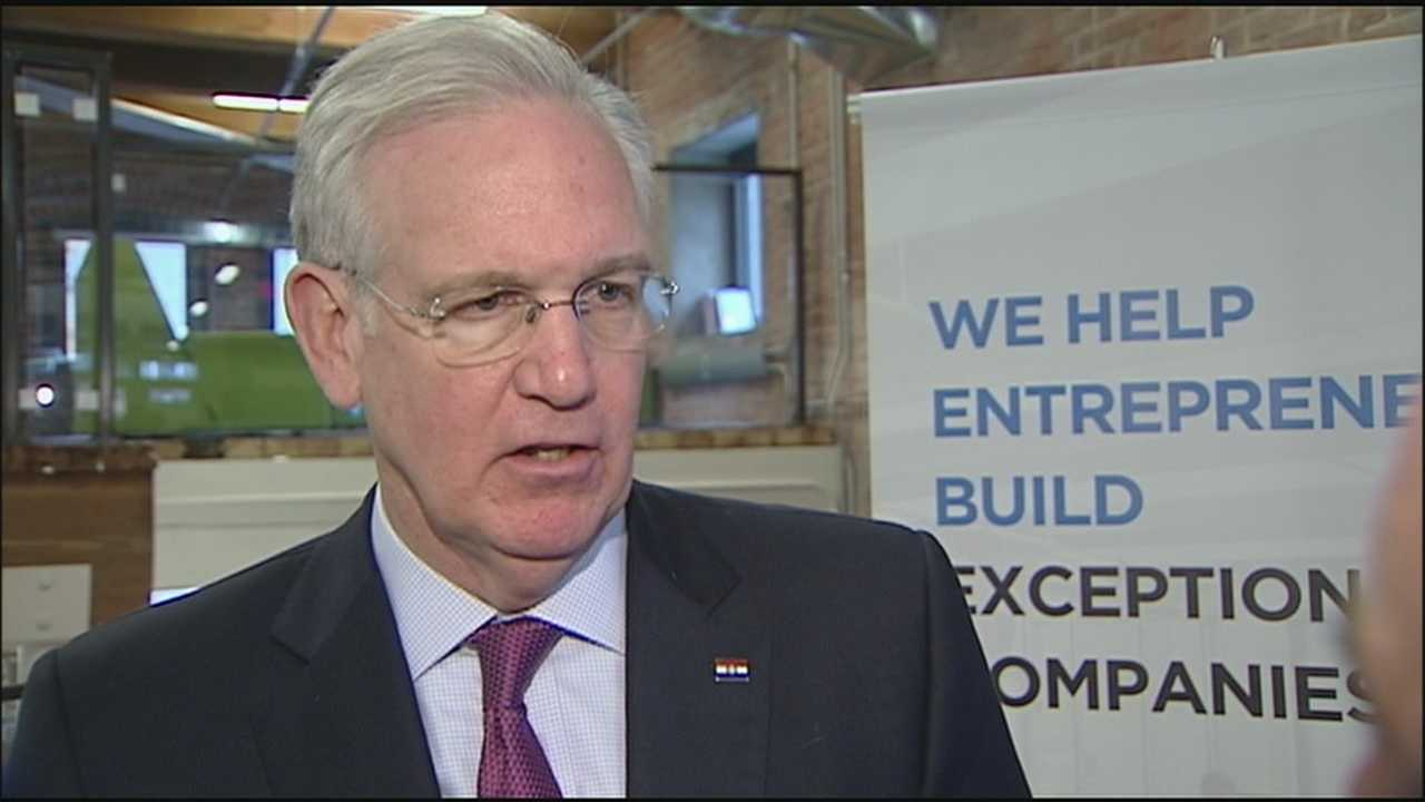 Missouri Gov. Jay Nixon said he hopes there is no MU backlash at the Legislature next year.