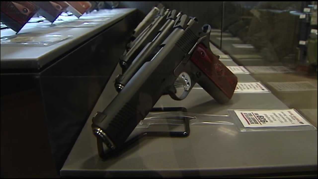 President Barack Obama outlined an executive order Tuesday aimed at reducing gun violence, a plan that raises questions among people who buy and use guns in the Kansas City area.