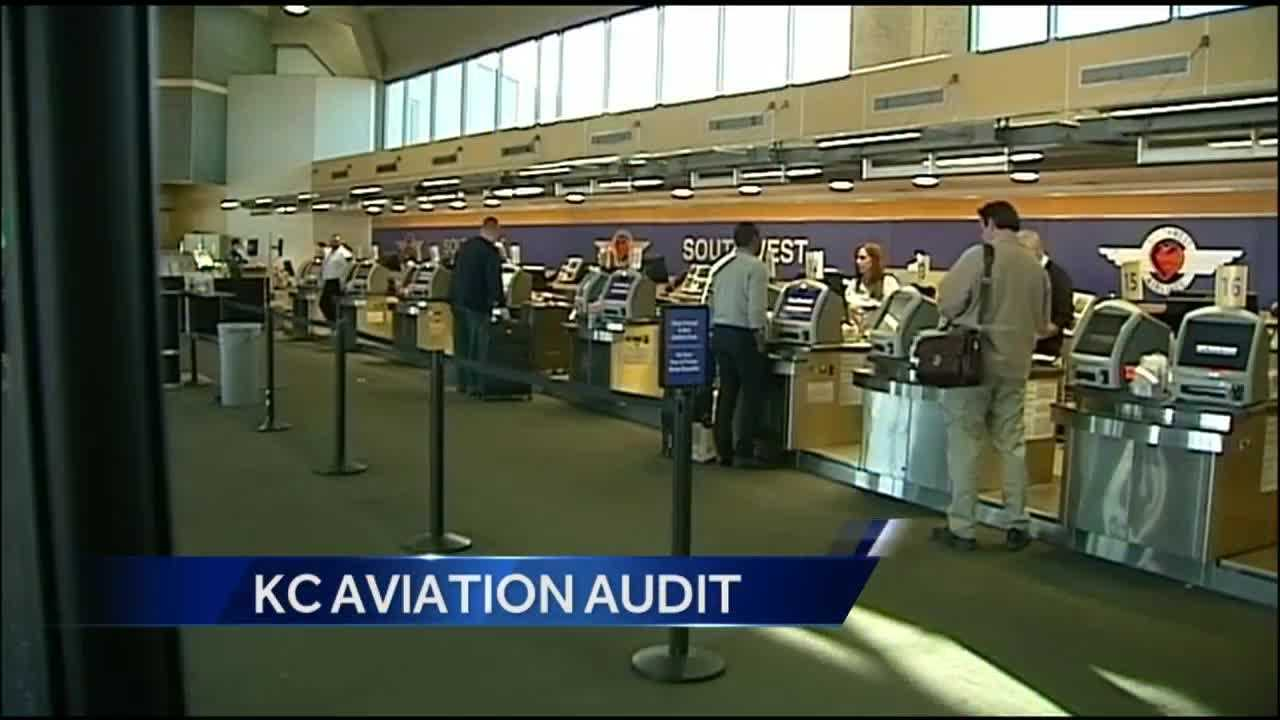 A new audit said the finances of Kansas City's Aviation Department are in good shape right now, but that would be a different story if the department takes on a big debt, such as renovations or rebuilding at Kansas City International Airport.