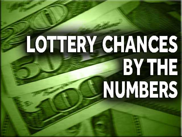 So you think you want to buy a lottery ticket now that the jackpot is more than a billion dollars...there are some things that you should know.First - what are your chances?