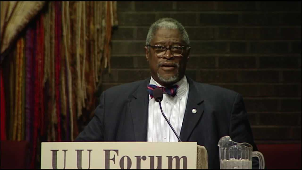 Kansas City Mayor Sly James is stepping up his defense of the city's earnings tax and his criticism of the Missouri Legislature.