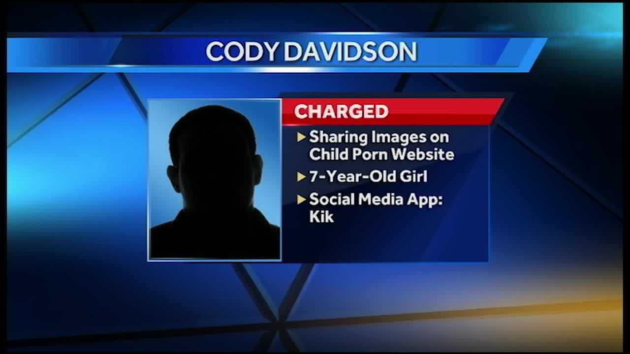 People in Raytown said they're shocked to learn that a teenager on their street is facing child pornography charges.