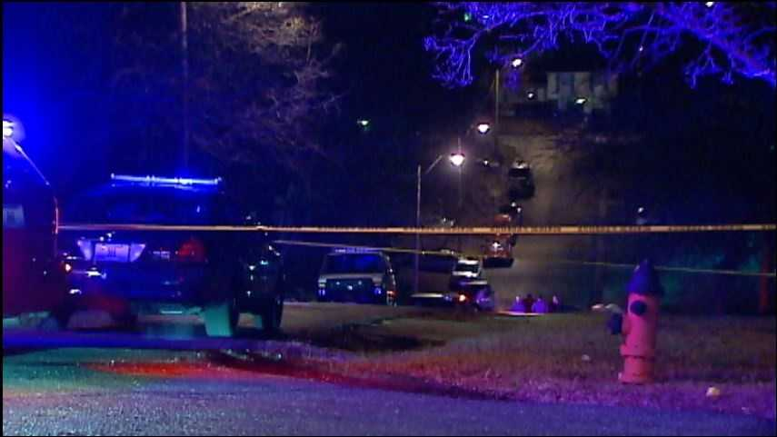 Kansas City police say a man was shot in the 1300 block of East 83rd Terrace about 2:30 a.m. Saturday. The victim suffered non-life-threatening injuries. Investigators said they don't have information on the shooter because the victim and witnesses were uncooperative.
