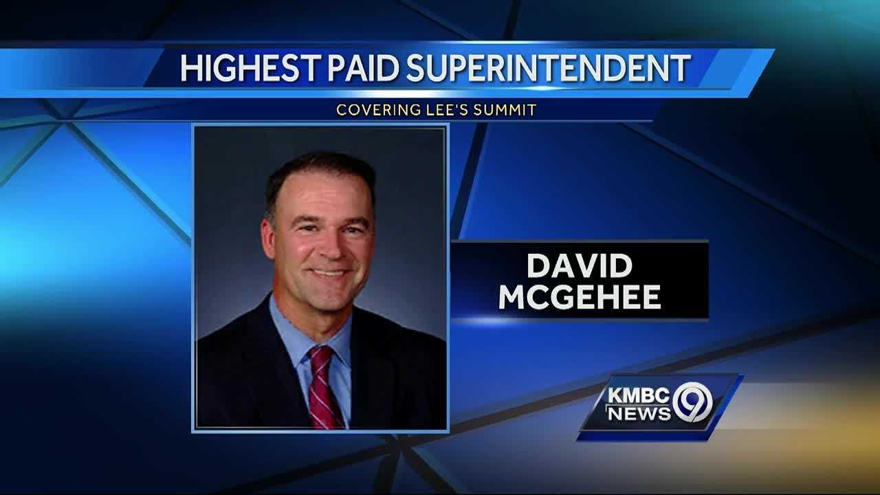 A school administrator in the Kansas City metropolitan area takes home the highest public school paycheck in the state of Missouri.