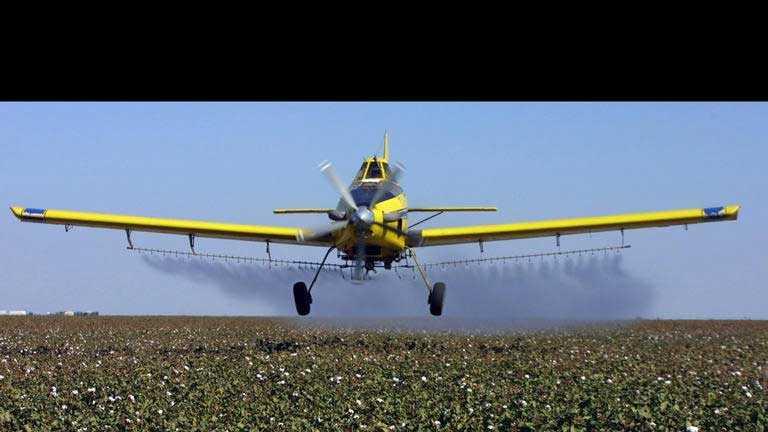 Missouri man sentenced for shooting at crop dusting plane
