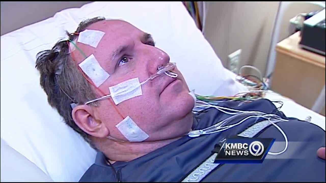 Millions of Americans may have a condition they don't even know about that could take years off their life if untreated – and KMBC 9 News anchor Kris Ketz recently found out he has it, too.