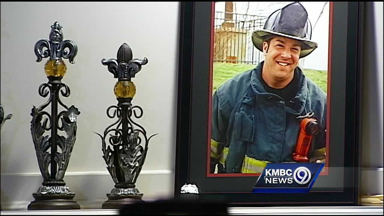 Nearly five months after he was killed while working a large fire at an Independence Avenue building, friends of firefighter Larry Leggio are sharing their feelings about their loss.
