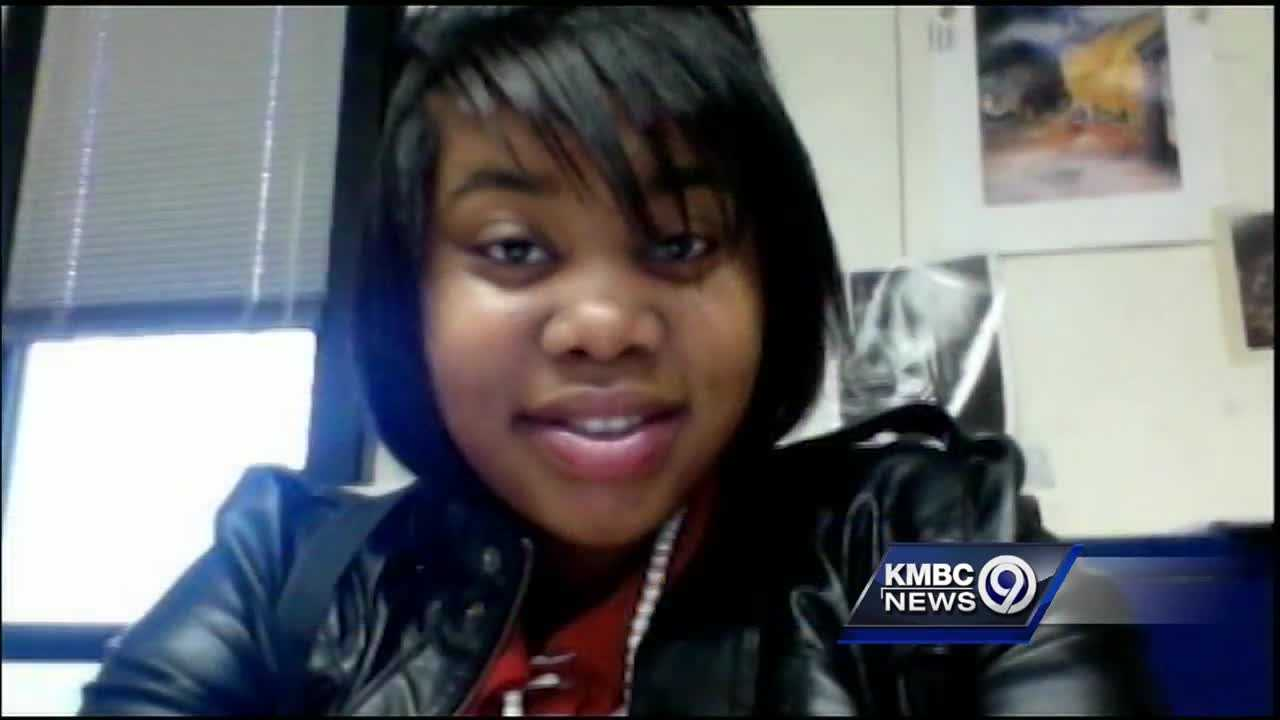 A teenager who was killed in Kansas City four years ago is being remembered with a vigil on the anniversary of her death.
