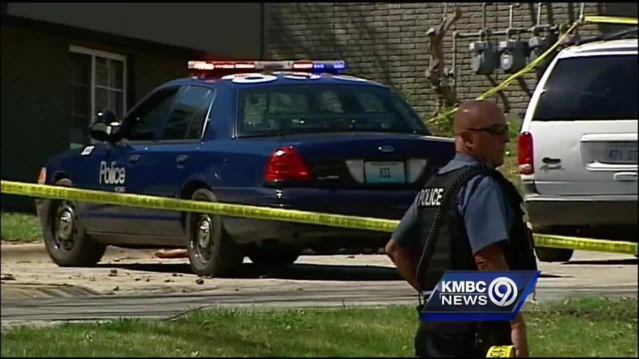 Police said they're investigating a fatal shooting near Kansas City's Blue Valley Park.