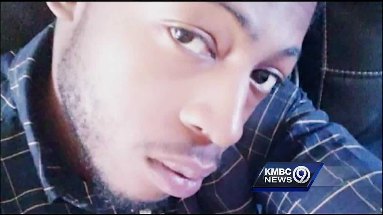 A Kansas City family is wondering why a young father was fatally shot outside an apartment complex Monday afternoon.
