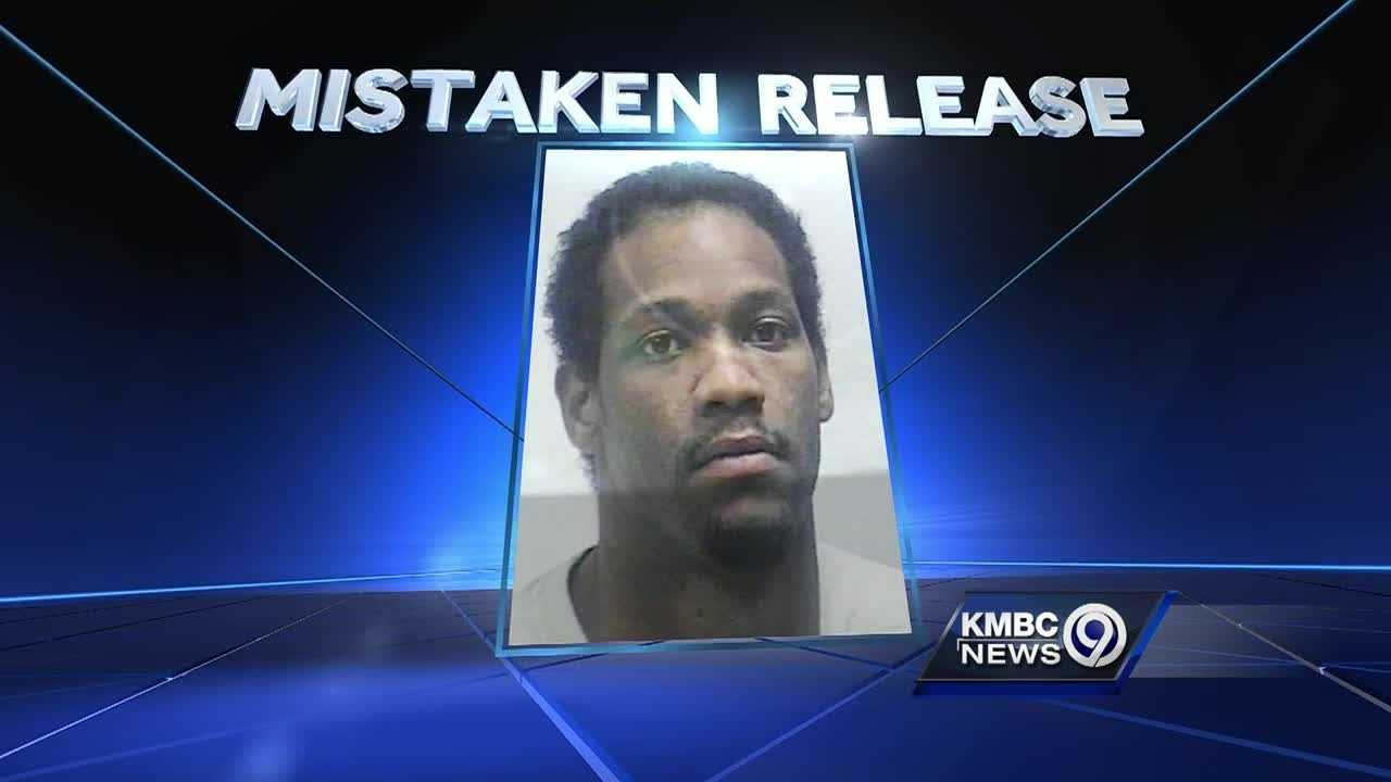 A Kansas City man is looking for answers after the man charged with killing his son was mistakenly released from jail.