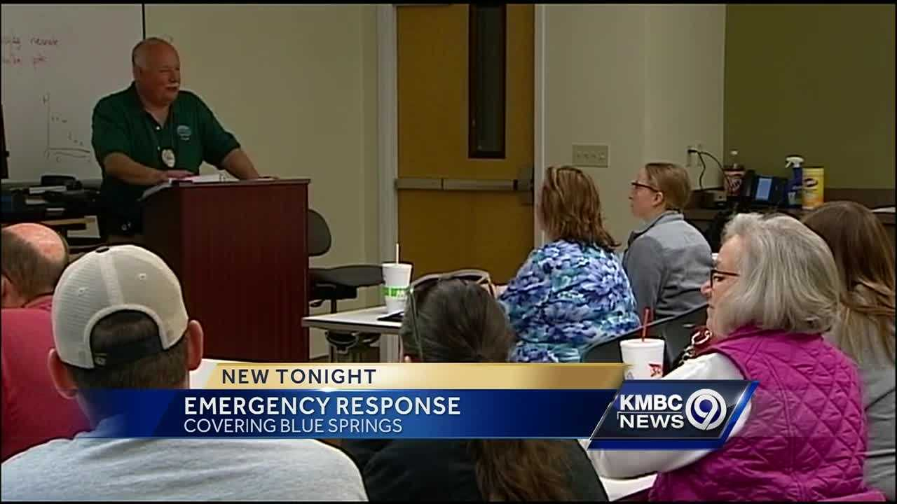 Jackson County, Missouri is offering free classes to teach people how to respond in the event of a devastating storm.