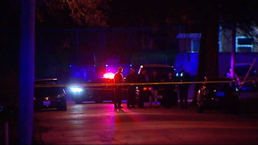 Kansas City police investigate after one person was shot about 12:30 a.m. Saturday near 63rd Street and Bellefontaine Avenue.