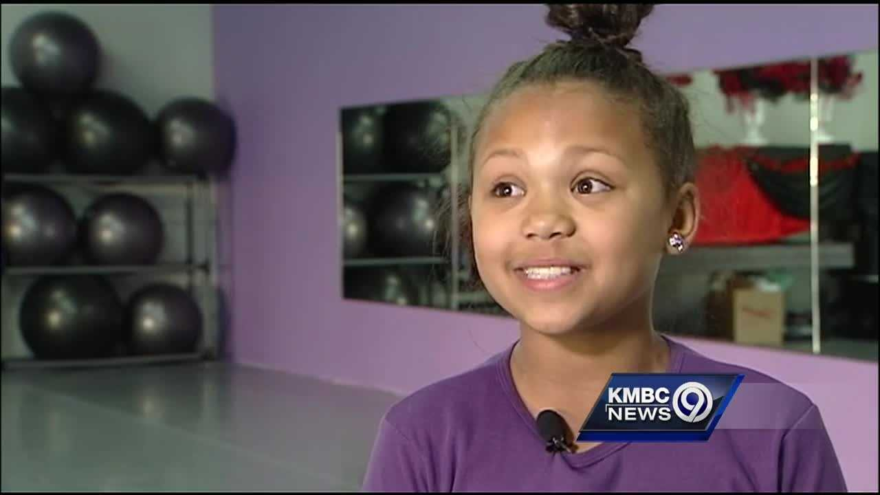A Kansas City-area fifth-grader is getting the opportunity of a lifetime. She'll be dancing on stage with Justin Bieber Wednesday night at Sprint Center.