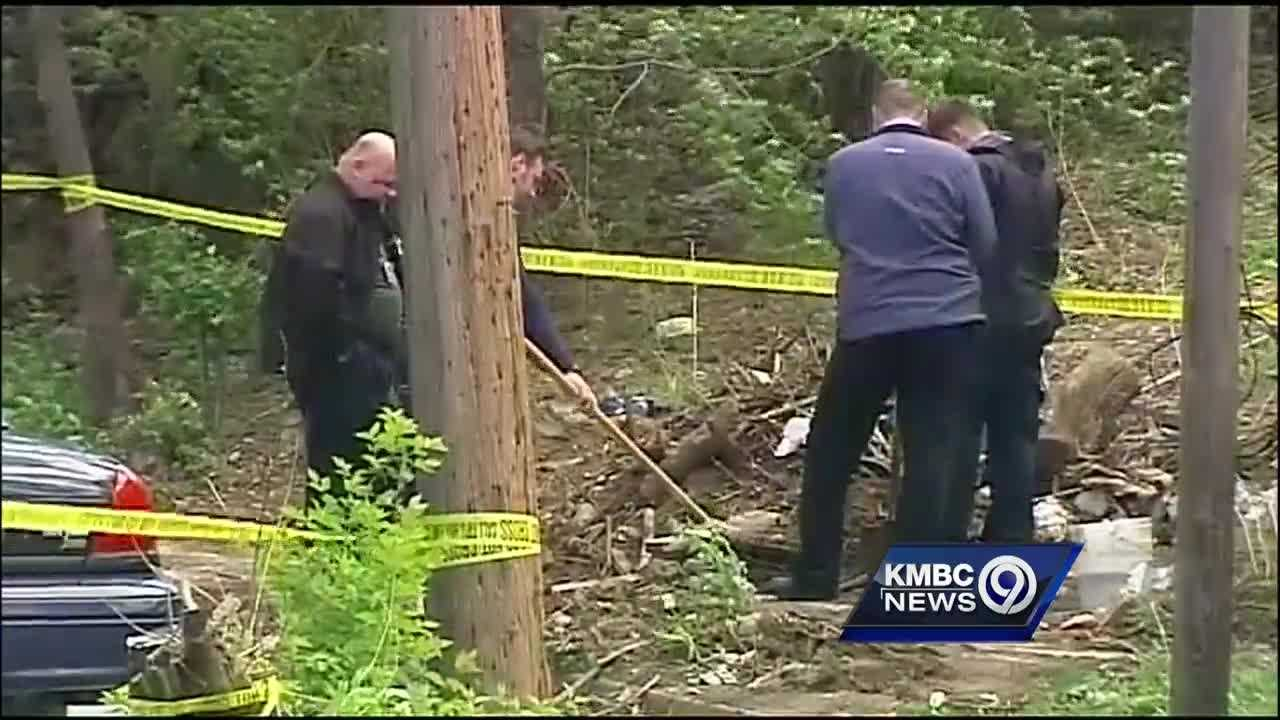 Human remains have been found near 28th Street and Highland Avenue, Kansas City police say.