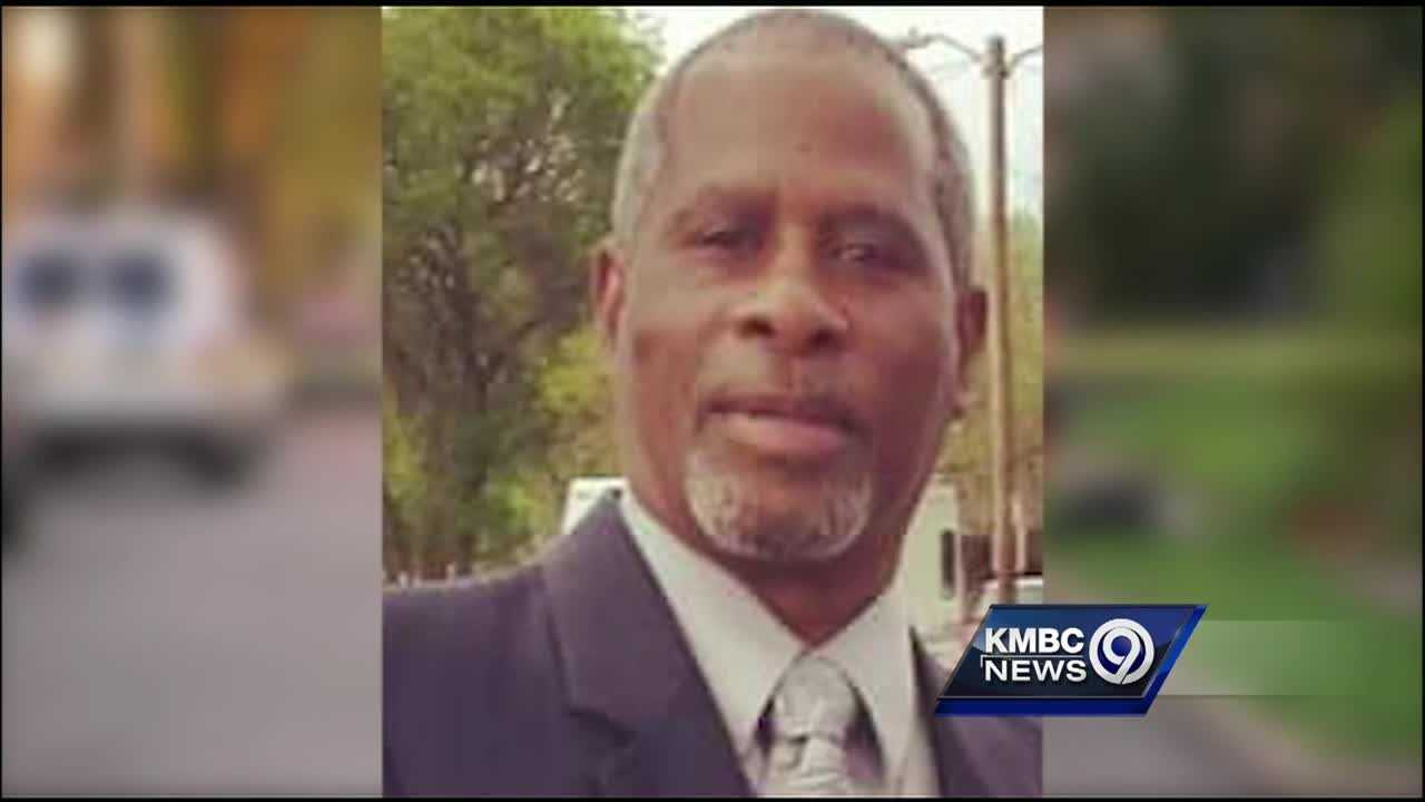 Family members said a Kansas City man died while shielding his grandchildren and great-grandchildren during a drive-by shooting.