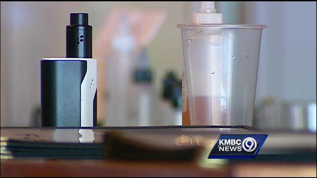 A recent Harvard University study has connected a chemical in the flavoring of e-cigarette liquid to a serious lung disease, raising concerns about an alternative to smoking that's growing in popularity.