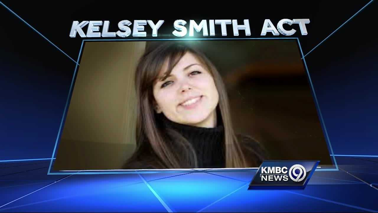 The parents of a murdered Johnson County teenager are on a mission to help others.