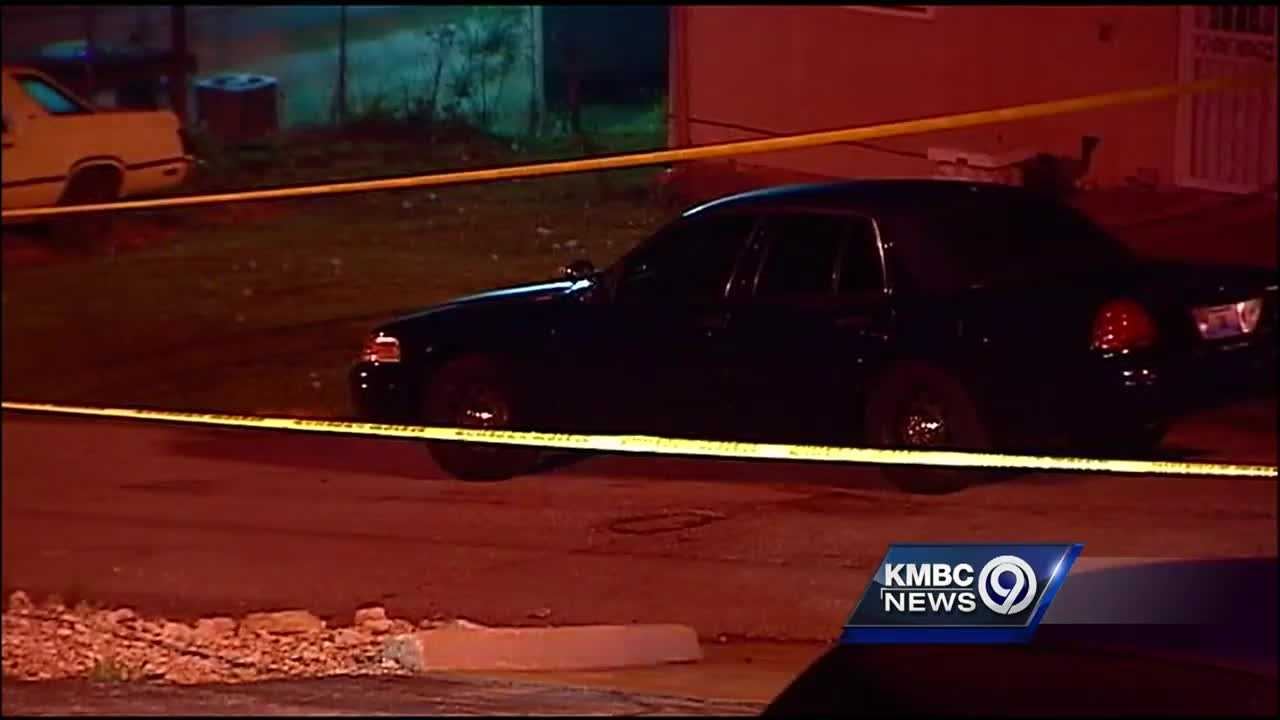 Kansas City police are investigating a fatal shooting at a home near 56th Street and Swope Parkway.
