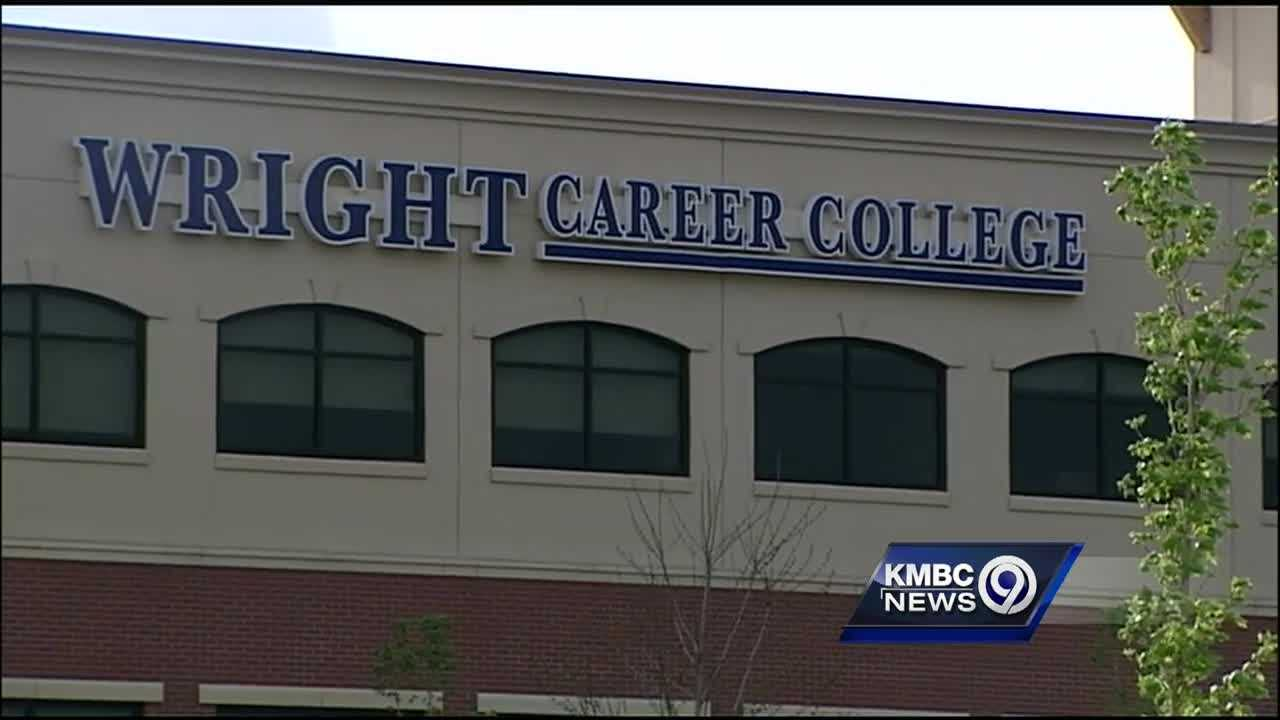 The sudden closure of Wright Career College in Overland Park has left its students scrambling to figure out what happens next.