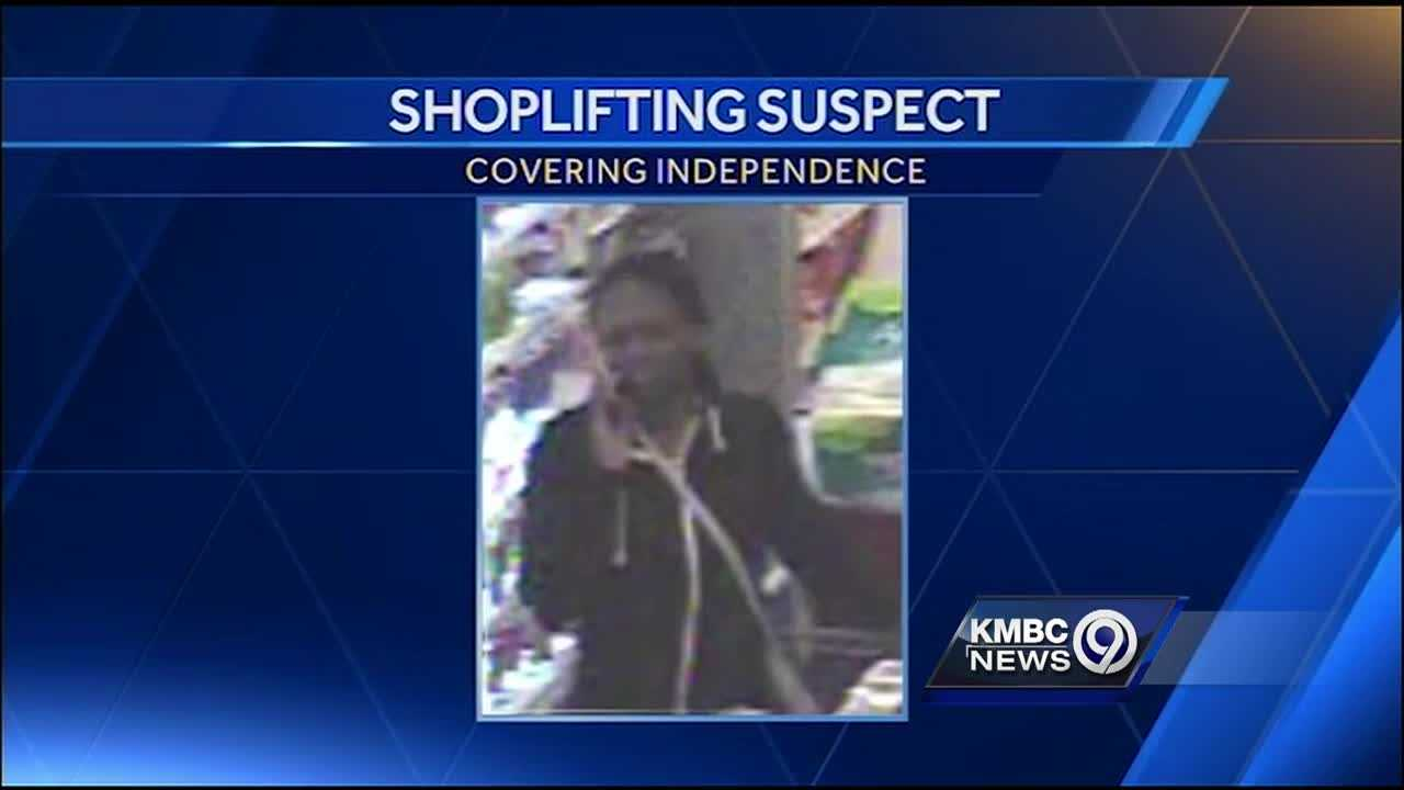 Police are asking for the public's help in finding two women linked to an attempted shoplifting case in Independence.