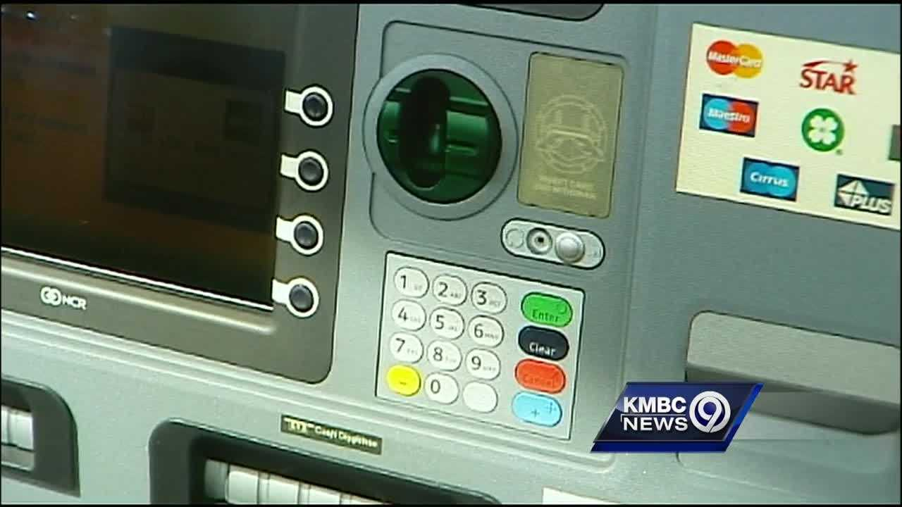 Overland Park police are warning the public about a recent surge of bank card skimming in the area.