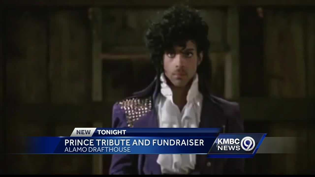 """Prince fans flocked to Kansas City theaters Monday to see his 1984 film """"Purple Rain."""""""