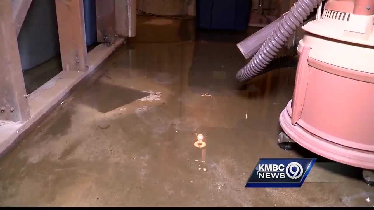 A Northland family is tired of cleaning up flood damage after heavy rain.